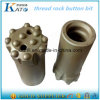 Mining Jack Hammer Rock Drill Bit 76mm T38 Button Bits