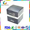Black Color Cardboard Paper Men Face Cream Packaging Box