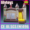 Chindren Inflatable Slide Jumping Castle Games