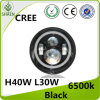 LED Car Light 7 Inch LED Headlight for Jeep with DRL