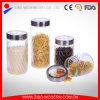 Wholesale Large Glass Jar Food Jar with Screw Cap