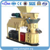 Flat Die Wood / Poultry Feed Pellet Making Machine with CE