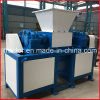 Double Shafts Empty Bunch/Fruit/Coconut/Palm Shredding Machine