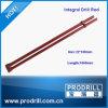 Shank Length 108mm Integral Drill Rod