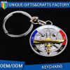 3D Custom Fashion Logo Die Casting Metal Keychain for Sale