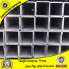 Ms ERW Black Square Hollow Section Steel Pipe Tubes