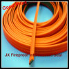 Red Colour Fireproof Intumescent Seal Strip