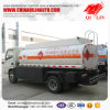 Overall Dimension 5995mm*2000mm*2500mm Refuel Oil Tanker Truck for Sale
