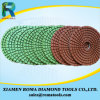 Romatools Diamond Polishing Pads Wet Use 200# 150#