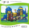 Kaiqi Medium Sized Cool Robot Themed Children′s Playground (KQ30126A)