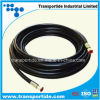 """Hydraulic Rubber Hose, 2sn, 1/4"""", 3/8"""", 1/2"""" Smooth Surface,"""