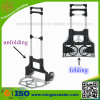 Two Caster Wheel Type Foldable Luggage Hand Trolley
