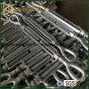 HDG Forged Us Type Turnbuckle with Jaw and Jaw