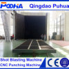 Q26 Abrasive Automatic Air ISO/Ce Sand Blast Cleaning Room with Recovery System