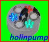 Smoke Fogger Stylish Ultrasonic Tabletop Humidifiers Ventilator Fogger (Hl-Mm006)