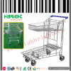 Nestable Logistic Warehouse Cargo Trolley Cart
