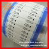 Hot Selling White Halogen Free Wire Identification Sleeve (MSVLU)