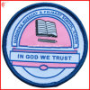 School Uniform Embroidered Patch