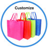 Eco Friendly Recycle Promotional Folding Non-Woven Shopping Bag