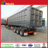 Strong Box End Tipper Semi Truck Rear Dumper Trailer