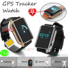 Adults GPS Tracker Watch with with GPS+WiFi+Lbs+Beidou (Y16)