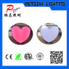 Pink Heart Type Bubble LED Display