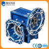 ISO9001 Aluminum Worm Gearbox 90 Degree Gear Drive