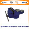 4′′ 100mm Super-Light Duty Bench Vise Fixed with Anvil