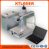 Fiber 10W, 20W, 30W, 50W Portable Laser Metal Marking Machine for 1mm Gold, Copper, Brass