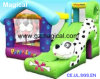 Dog Inflatable Bouncy Castle / Inflatable Bouncer (RO-063)