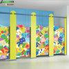 Jialifu Environment Friendly Kindergarten Toilet Partition
