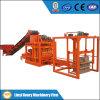 Small Production Line Concrete Block Brick Making Machine