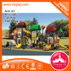 GS Approved Kindergarten Gym Equipment Plastic Outdoor Play Equipment