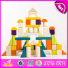 New Design Best Educational Building Blocks Wooden Construction Toys for Kids W13A131