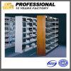 Factory Price Metal Adjustable Double Face Bookshelf, Good Quality Bookrack