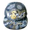 Fashion Snapback Baseball Cap with Full Logo (GJFP17148)