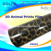 3D Animal Prints Film Dw002 Car Wrap Car Stickers Film