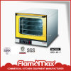4 Trays Electric Convection Oven with Steam Heo-6D-Y