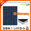 195W 156*156 Poly -Crystalline Solar Panel