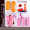 Hot Selling Powerful Waterproof Vibrating Dildo G-Spot Sex Toys (TEW006)