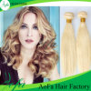 Brazilian Virgin Human Nail-Tip Hair Blond and Black and Black Best Hair Accessories