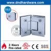 Hardware Accessories Stainless Steel Glass Hinge for Offices (DDGH003)