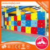 Indoor Soft Plastic Climbing Wall with Holders
