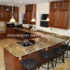Popular Tiger Skin Granite for Countertop / Kitchen / Vanity Top