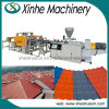 Glaze Roof Tile Extruder Machine Production Line with High Quantity