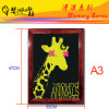Aluminum Snap Frame Photo Frame