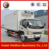 3-5tons JAC Refrigerated Box Van Truck for Sale