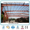 Portal Frame Industrial Clear Span Prefab Metallic Structure Construction
