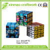 7cm Puzzle Cube with Full Color Logo for Promo