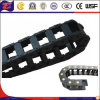 Engineering Enclosed Plastic Rollers Drag Cable Carrier Chain